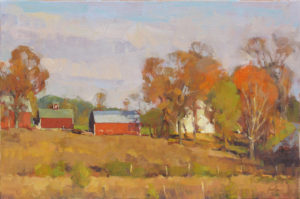 October Light 14x21