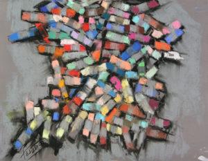 Frank's Palette, 14x18