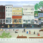 New Milford, CT (Railroad Street)