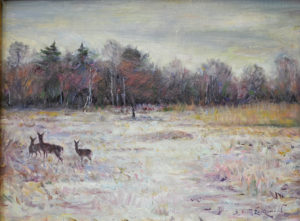 Mid Winter 9.75x13 oil