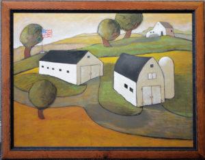 American Barn 30x40