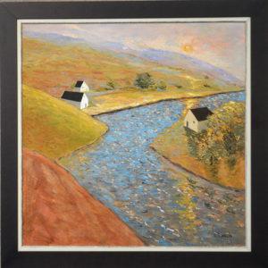 Skyler River Bend 30x30