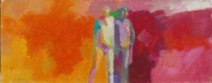 Della-Volpe Figures & Shadows 20x30