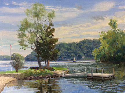 Atchison Cove Candlewood Lake study