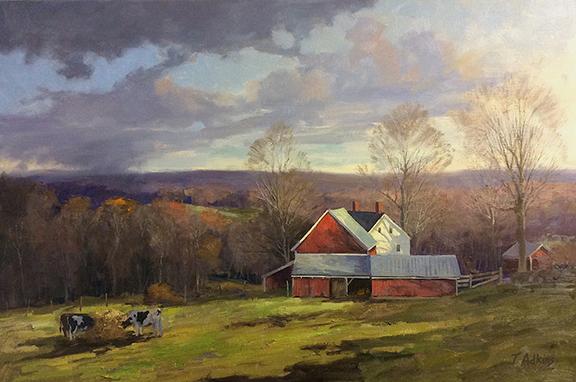 Storm Clearing Platt Farm 20 x 30