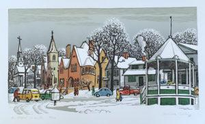 Woldemar Neufeld New Milford prints
