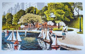 Sailing Pond