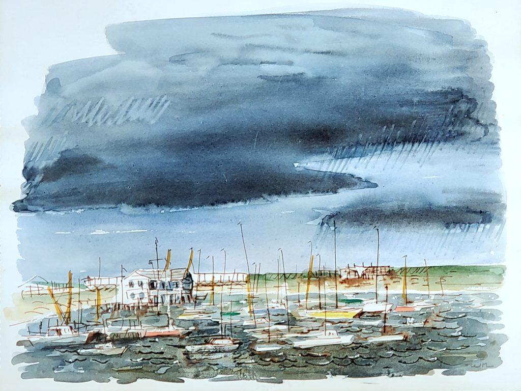 Watch Hill Yacht Club, Woldemar Neufeld, Gregory James Gallery