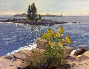 Gregory James Gallery seascapes