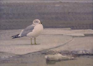 River Grays, 16x22