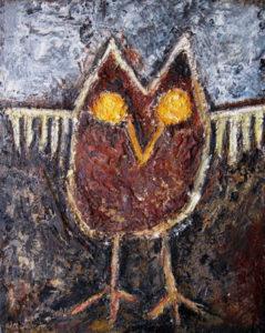 Night Owl, 10x8