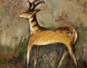 Pronghorn, 11x14