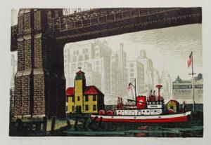 Brooklyn Bridge Firehouse