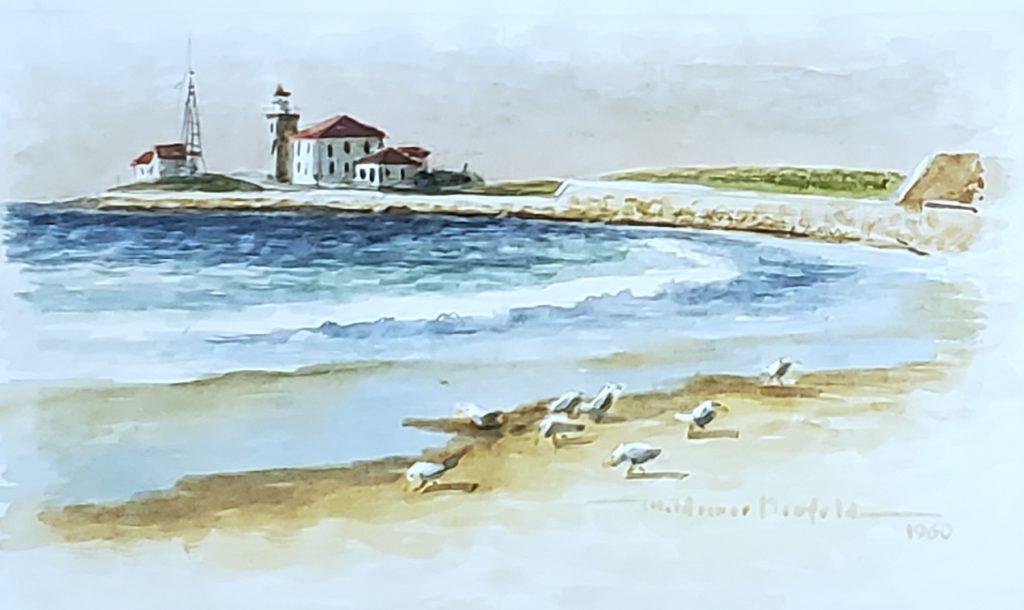 Watch Hill Lighthouse, Woldemar Neufeld, Gregory James Gallery