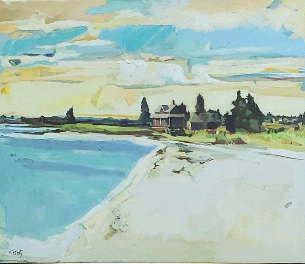 Pemaquid Point by Frank Metz, Gregory James Gallery