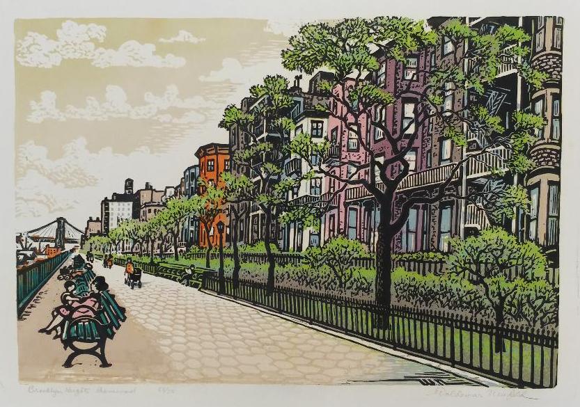 Brooklyn Heights Promenade 26/50